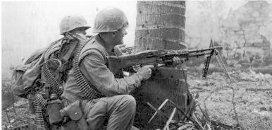Guns The Weapons Of The Vietnam War